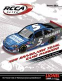 Lionel Racing - RCCA Catalog: January 2012