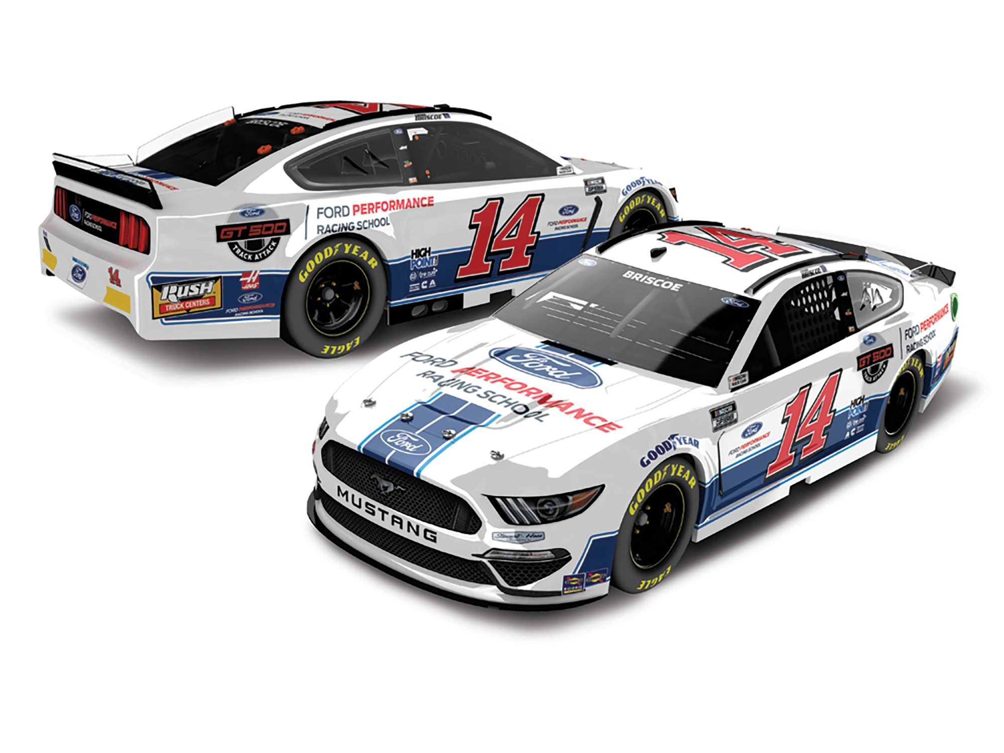Tyler Reddick 2018 Chevrolet Camaro Burgerfi NASCAR Diecast 1: 24 Scale Lionel Racing