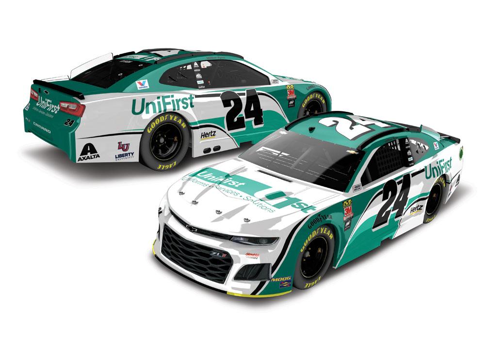 Lionel Racing William Byron 2017 Darlington Liberty University NASCAR Diecast 1:64 Diecast