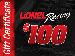 Deals on Lionel Racing Coupon: Extra 20% Off Gift Cards