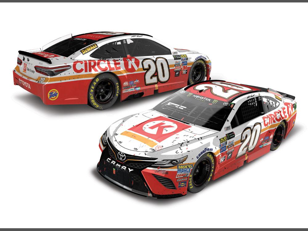 Matt Kenseth Car 2017