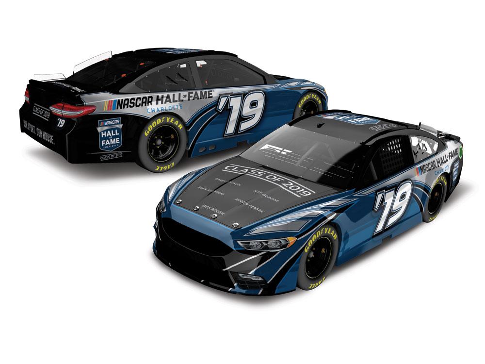 2019 Wave 4 Brett Moffitt Fr8Auctions Chicago Raced Win 1//64 NASCAR Authentics